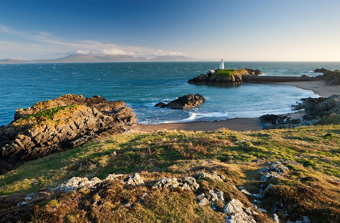 0087 Llanddwyn Island Anglesey Caine Douglas Design Amp Print