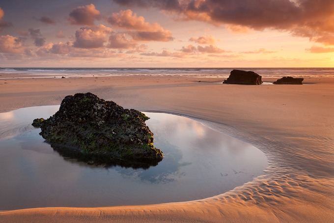 0090 Bedruthan Steps, Cornwall